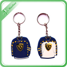 Best Price Custom Logo 3D Rubber Keychain