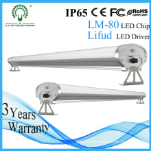 Garantie 3 ans IP65 150cm LED Tri-Proof Lampe avec CE