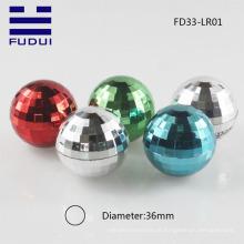 Ball contêiner bálsamo labial forma / eos lip bálsamo tubo / caixa de bálsamo labial por atacado