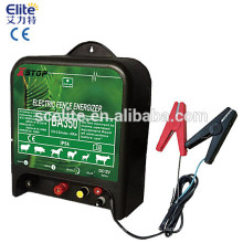 controlador de cerca elétrica e alarme / cerca elétrica / esgrimista / eletrificador de cerca elétrica