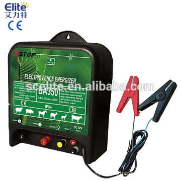 electric fence controller and alarm/electric fence/fencer/electric fence energizer