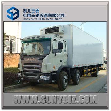20t 25t JAC 6X2 Refrigerated Van Truck