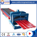Glazed Steel Tile Machine Zhiye Fully Automatic PPGI