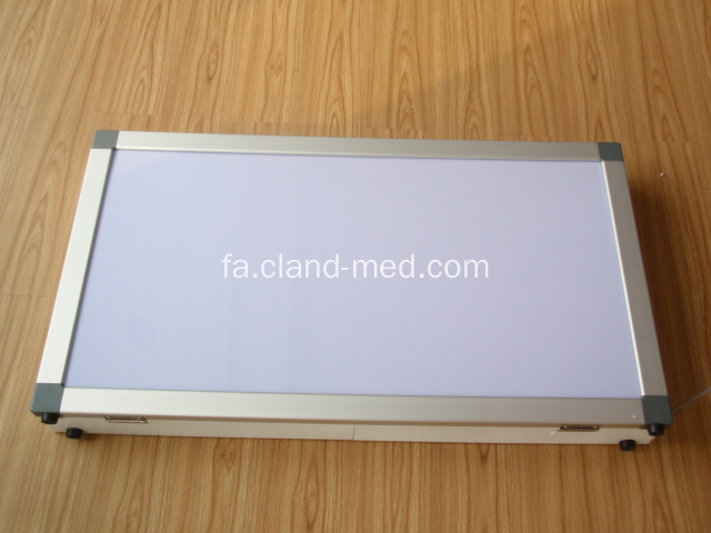 حرفه ای پزشکی Led Film Viewer X-Ray View Box
