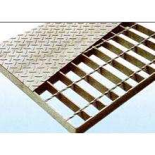 Reja de acero compuesto en alta calidad en venta