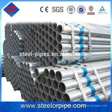 Günstige Artikel zu verkaufen a369-fp9 feuerverzinktem Stahlrohr