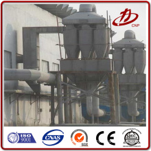 High temperature risistance ceramic multi-cyclone filter in coal-fired boiler