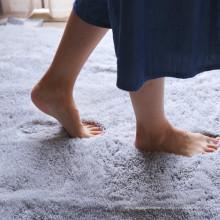 100% полиэстер микрофибра передней двери конструкции ребенка ползать коврик