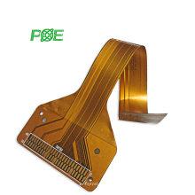 Flat flex pcb immersion gold fpc board flexible copper pcb