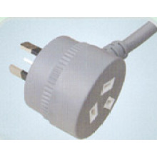 FS-3F SAA Approval AC Power Cord