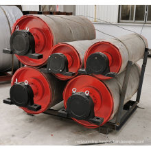 Ske Conveyor Tail Pulley with Rubber Coating