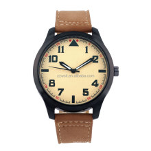 Business style watch men japan quartz wrist watch