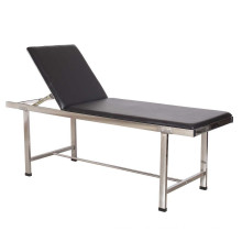Hospital Stainless Steel Examination Bed