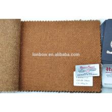 lote de estoque sob medida tecido tweed em design simples