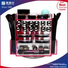 Yageli Customized New Company Acrylic Lipstick Display Tower
