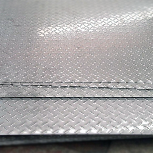 15mm carbon checkered steel plate for stairs