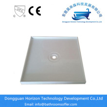 Hot sale for Acrylic Shower Trays,Square shower tray,Rectangle Shower Trays,White Shower Tray ,Sector shower tray,antiskid shower tray Manufacturer in China Combined acrylic bathroom shower trays supply to Poland Manufacturer