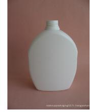 Bouteille de lavage à main PE 500 ml sans distributeur de pompe