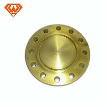 lip seal and sealing surface flange