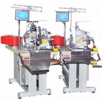 Guantera automática Overlock unidad de máquina de coser