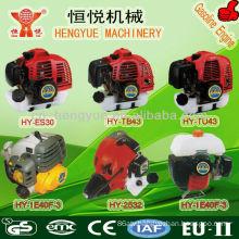 42.5CC/32.3CC /25.4cc/52cc/68cc/71cc/ power engine air-cooled 2-stroke/4-stroke gasoline engine 6.5kw gasoline generator