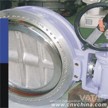 Electric Metal Seat Butterfly Valve