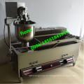 Máquina comercial de merienda máquina de fabricación de donuts donut máquina