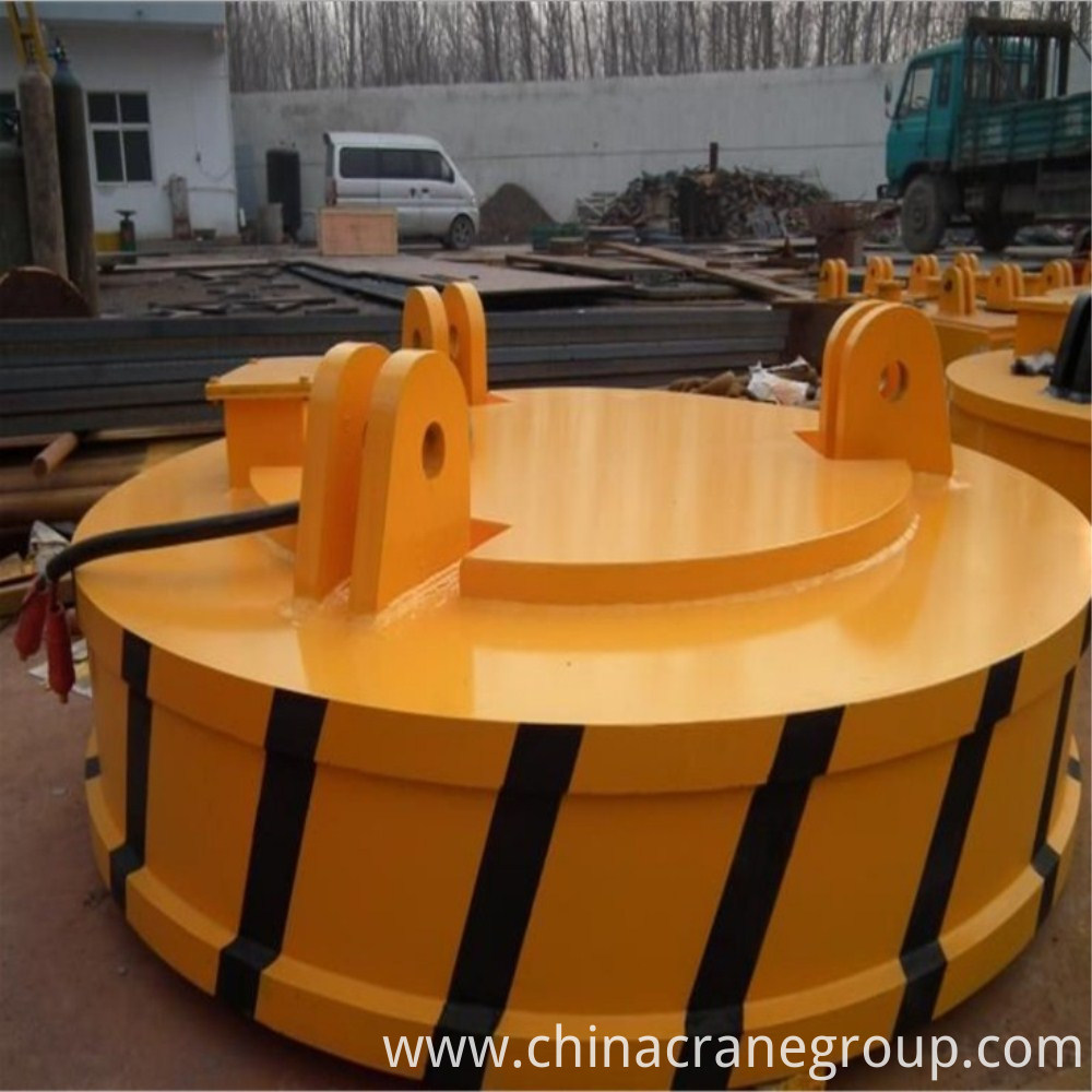 crane lifting magnet