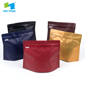 Percetakan berwarna-warni Diamond Stand Up Pouch