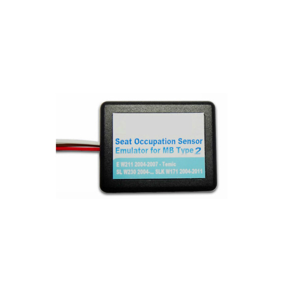 Seat Occupancy Occupation Sensor SRS Emulator for Mercedes-Benz