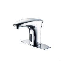 F138 Commercial Automatic Tap Sensor Electric Water mixer  Bathroom Sensor Faucet