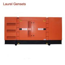 Container Genset Diesel Generator für Industrie / Gewerbe
