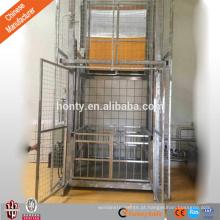 Venda imperdível! elevador hidráulico da carga do armazém para bens de levantamento