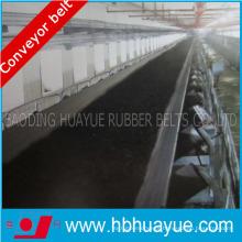Gravel Transported Flat Rubber Conveyor Belt