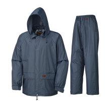 Heavy Work Breathable Adult PU Rain Suit