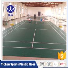 Orgânico e 100% puro PVC virgem matérias-primas PVC rolo piso fabricante