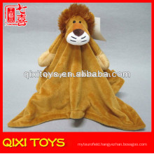 wholesale animal lion head blankets super soft plush blankets