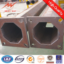 Straßenlaterne Pole 10m ISO Zertifikat Q235 HDG