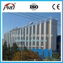 Machine de formage à rouleaux de silo à spirale Steel Grain Storage