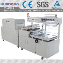 Automatische L Bar Sealer Shrink Verpackungsmaschine (BS-400LA + BMD-450C)