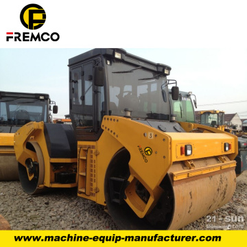 12 Ton Double Drum Static Road Roller