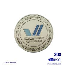 Monedas de oro falsas personalizadas de alta calidad