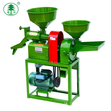 Macchina combinata Auto Small Rice Dal Mill
