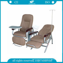 AG-AC006 luxurious backrest folding transfusion chair