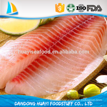new arrival best quality frozen fish tilapia fillet with competitive price