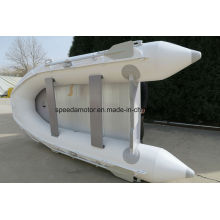 PVC Rubber Inflatable Speed Boat