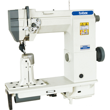 Br-9910 Single/Double Needle Compound Feed Dost-Bed Sewing Machine