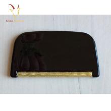 Bester Kaschmir-Seidenpullover Pilling Comb