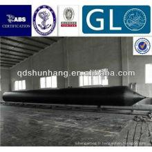 Ponton en caoutchouc de Dia1.5mX8m de certificat de GL pour le rétablissement