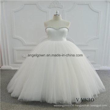 Ball Gown Sweetheart Wedding Dress Bridal